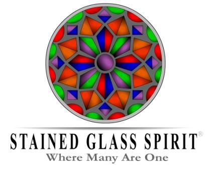 Stained Glass Spirit Logo