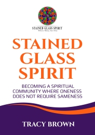 Stained Glass Spirit